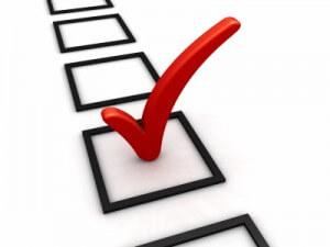 Checkliste für den Ratenkauf